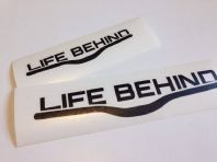 Life Behind Bars Decals
